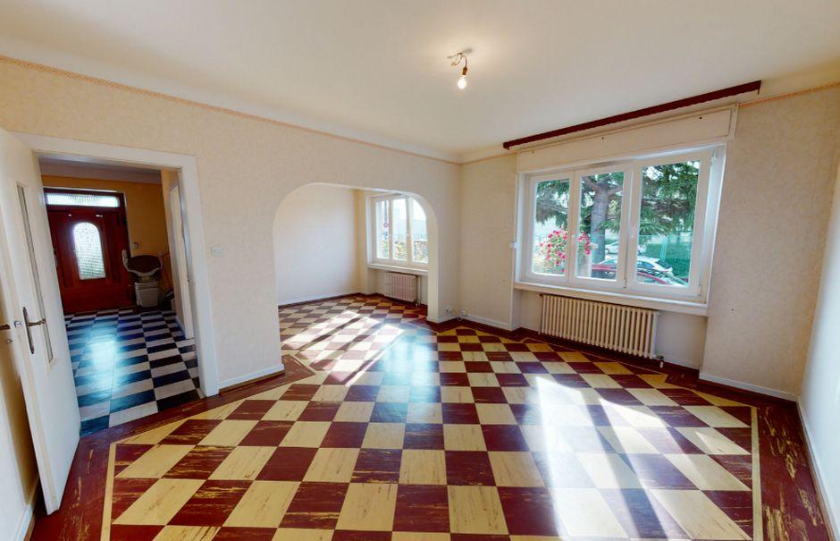Vente maison 7 pièces 140.76 m² à Metz (57050), 279 000 €