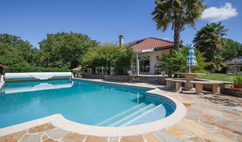Maison avec piscine Sciez