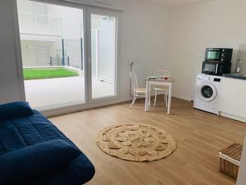 Studio meublé 25,7 m2