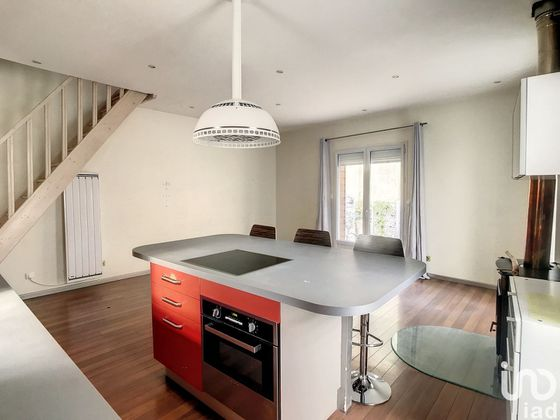 Vente maison 5 pièces 102 m2