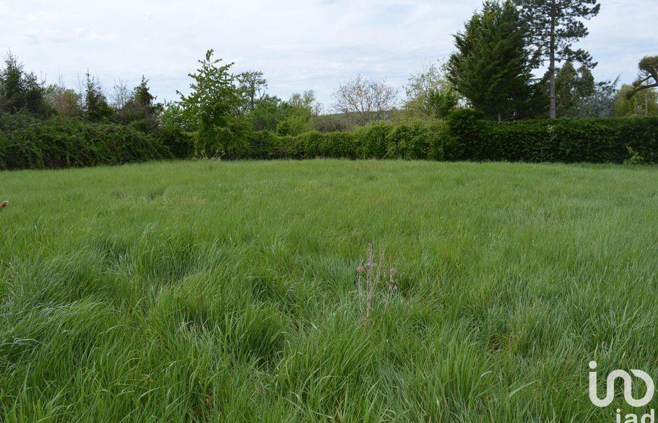 Vente terrain  1379 m² à Chevannes (89240), 57 000 €