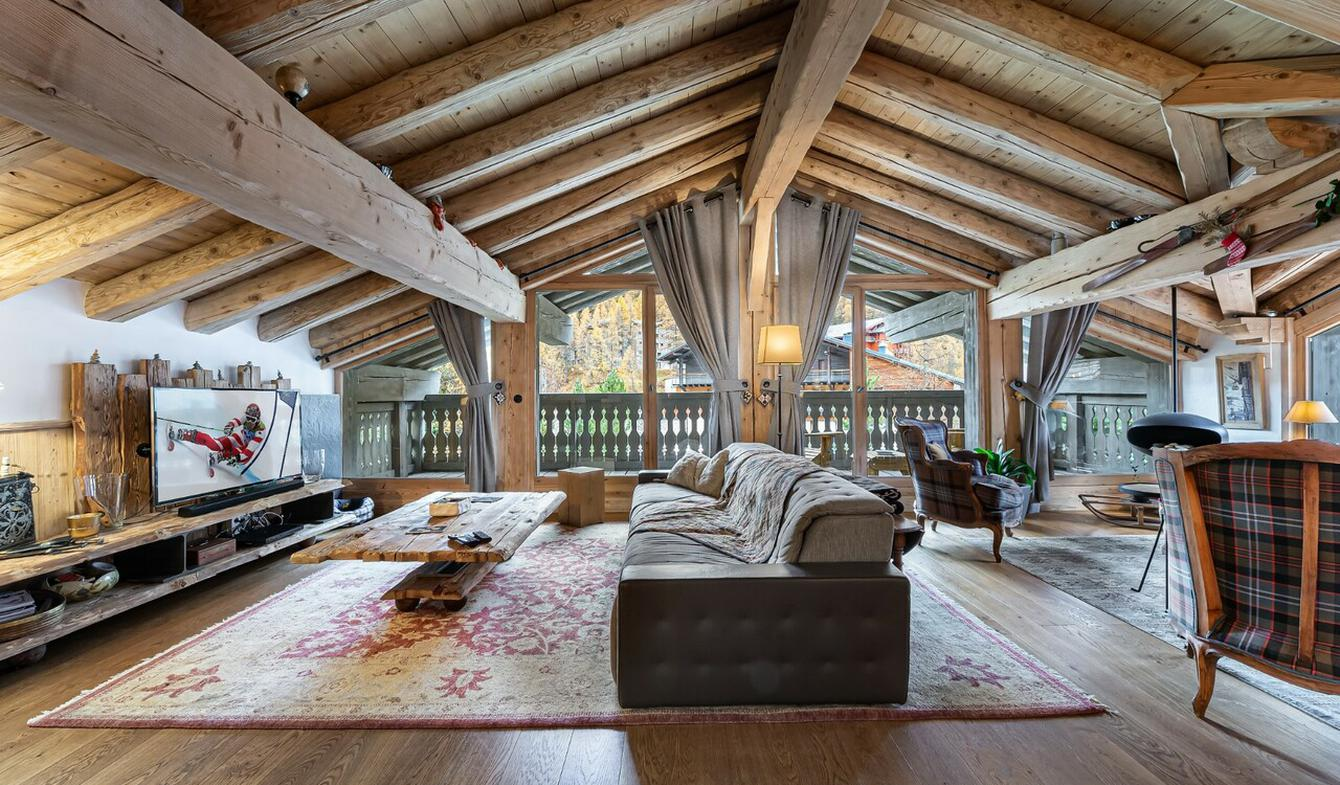 Chalet with terrace Val-d'isere