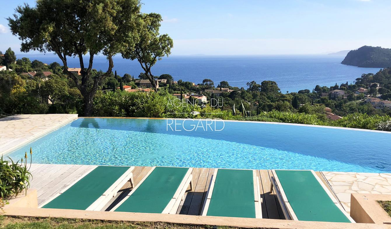 Property with pool and garden Rayol-Canadel-sur-Mer