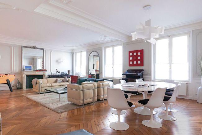 Appartement de luxe paris achat et vente d appartements for Appartement architecte paris