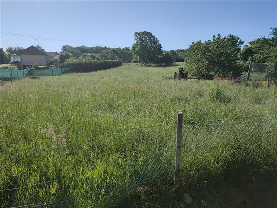 Vente terrain 2111 m2