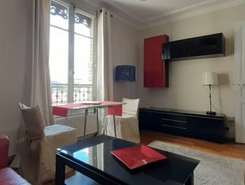 Appartement meublé 2 pièces 38,94 m2
