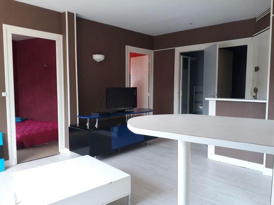 Vente appartement 3 pièces 43,83 m2