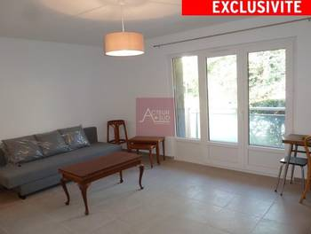 Studio meublé 32,8 m2