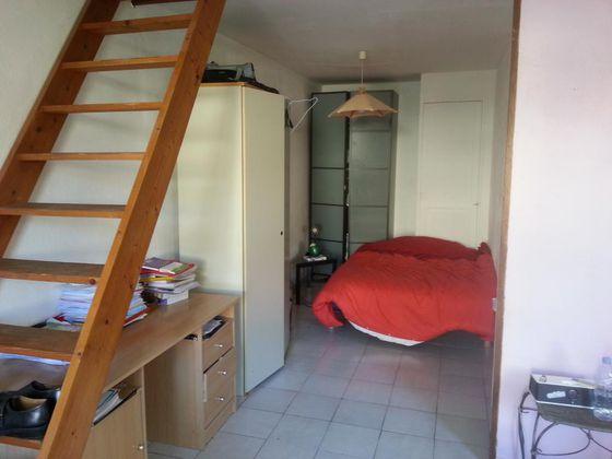 Location studio meublé 45 m2