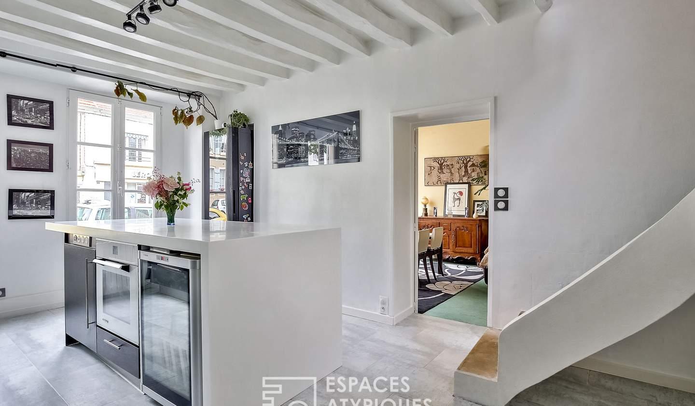 House with terrace Jouars-Pontchartrain