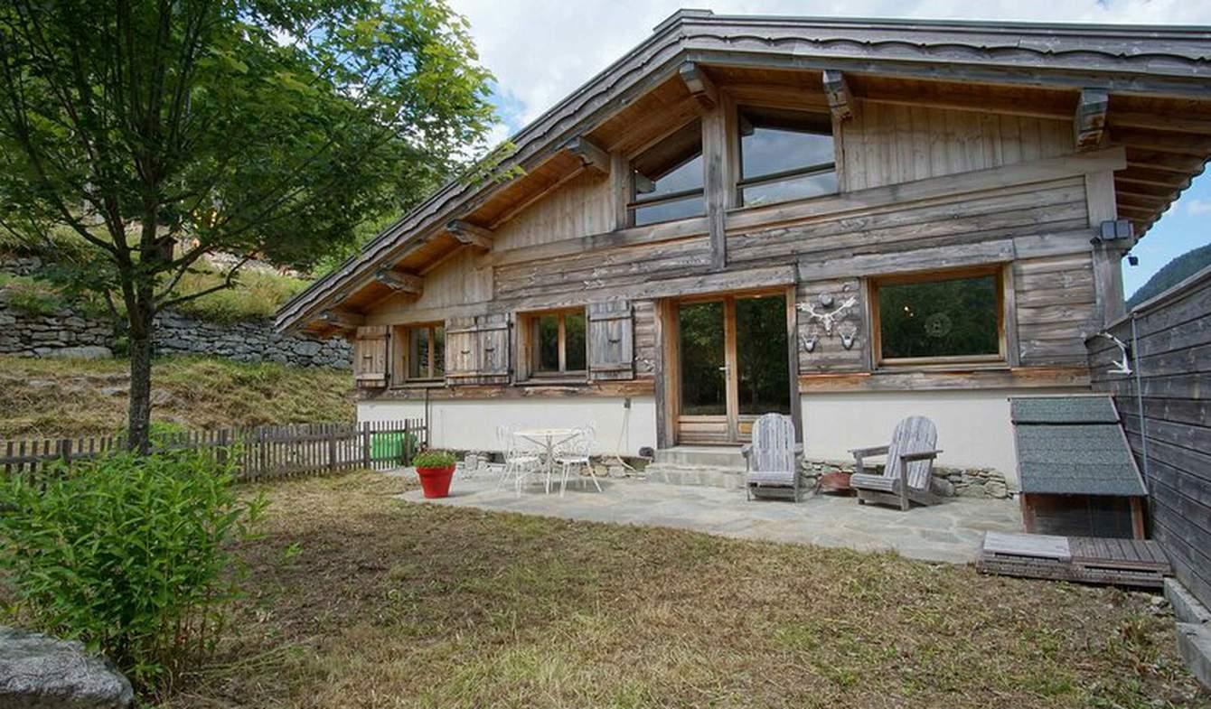 Maison avec terrasse Vallorcine