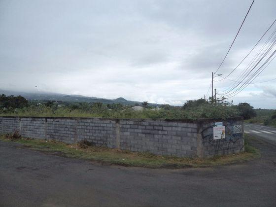 Location terrain 1300 m2