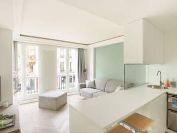 Appartement meublé 2 pièces 26,8 m2