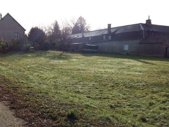 Vente terrain 575 m2