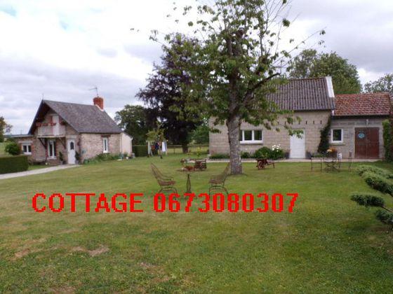 Vente maison 3 pièces 5000 m2