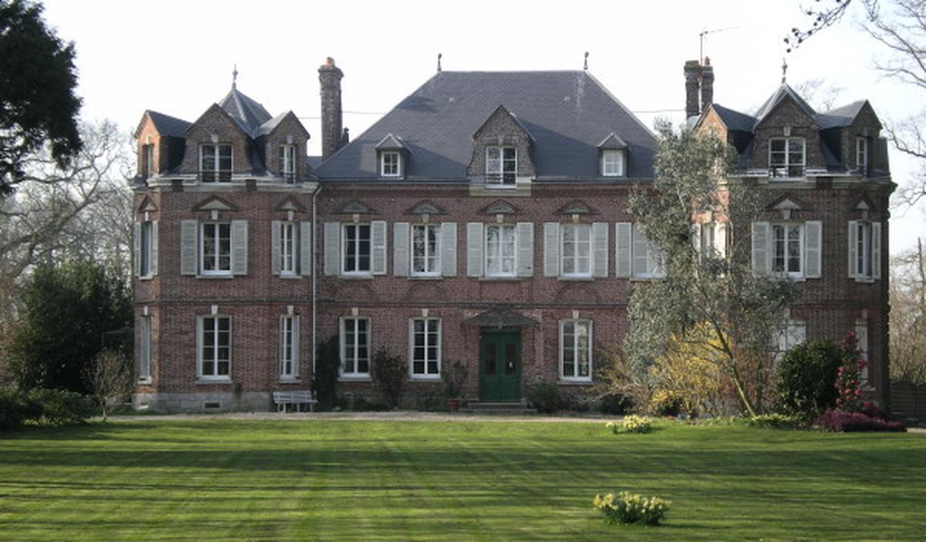 Castle Veulettes-sur-Mer