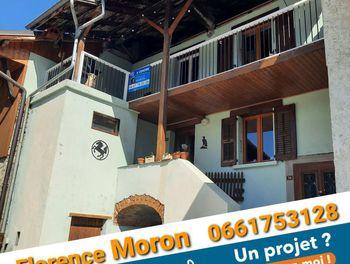 maison à Betton-Bettonet (73)