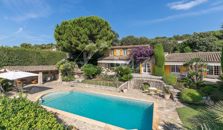 Villa with pool Saint Paul de Vence