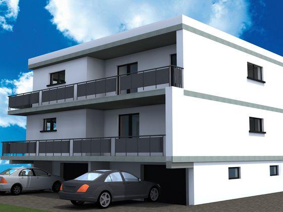 Vente appartement 5 pièces 109,38 m2
