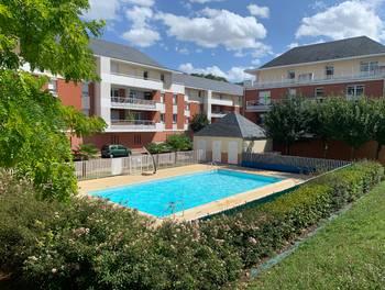 Appartement 2 pièces 45,19 m2