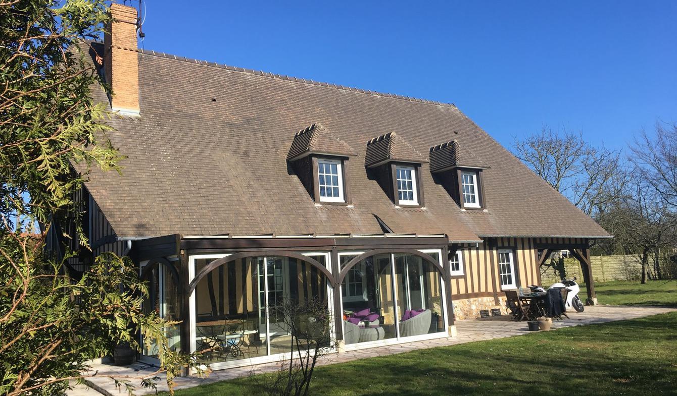 Maison avec terrasse Gonneville-la-Mallet