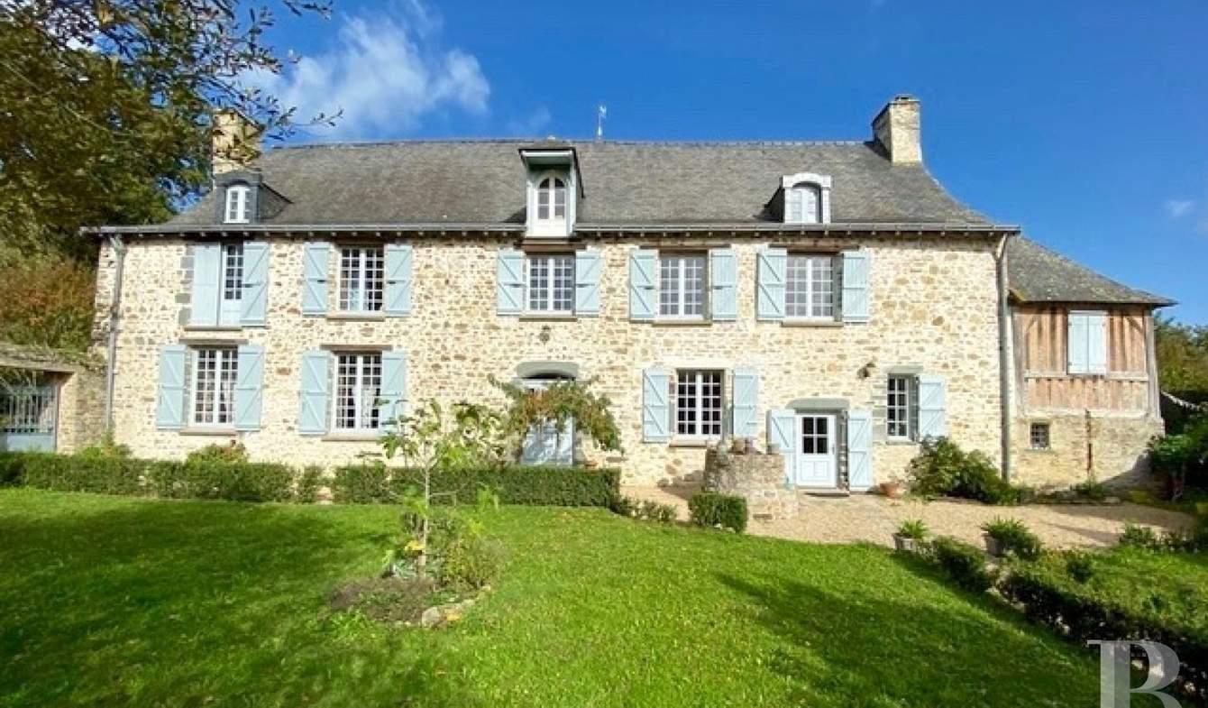 Manoir Saint-Aignan-sur-Roë