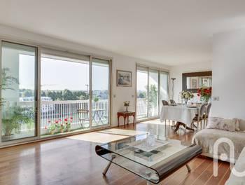 Appartement 4 pièces 90,43 m2
