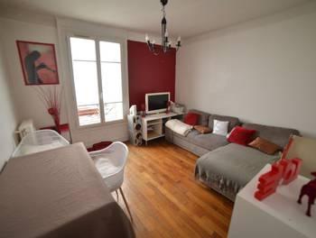 Appartement 2 pièces 42,82 m2