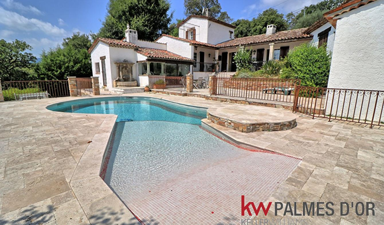 Maison avec piscine Auribeau-sur-Siagne