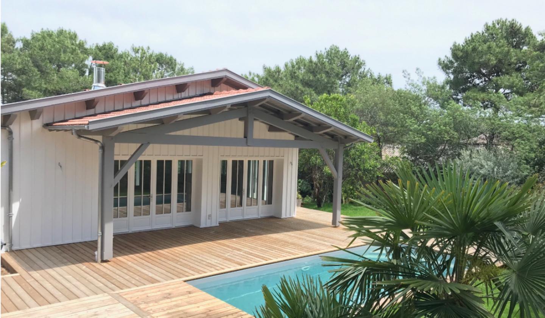 Maison avec piscine et jardin Lège-Cap-Ferret
