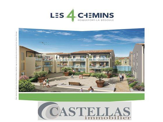 Vente appartement 2 pièces 44,82 m2