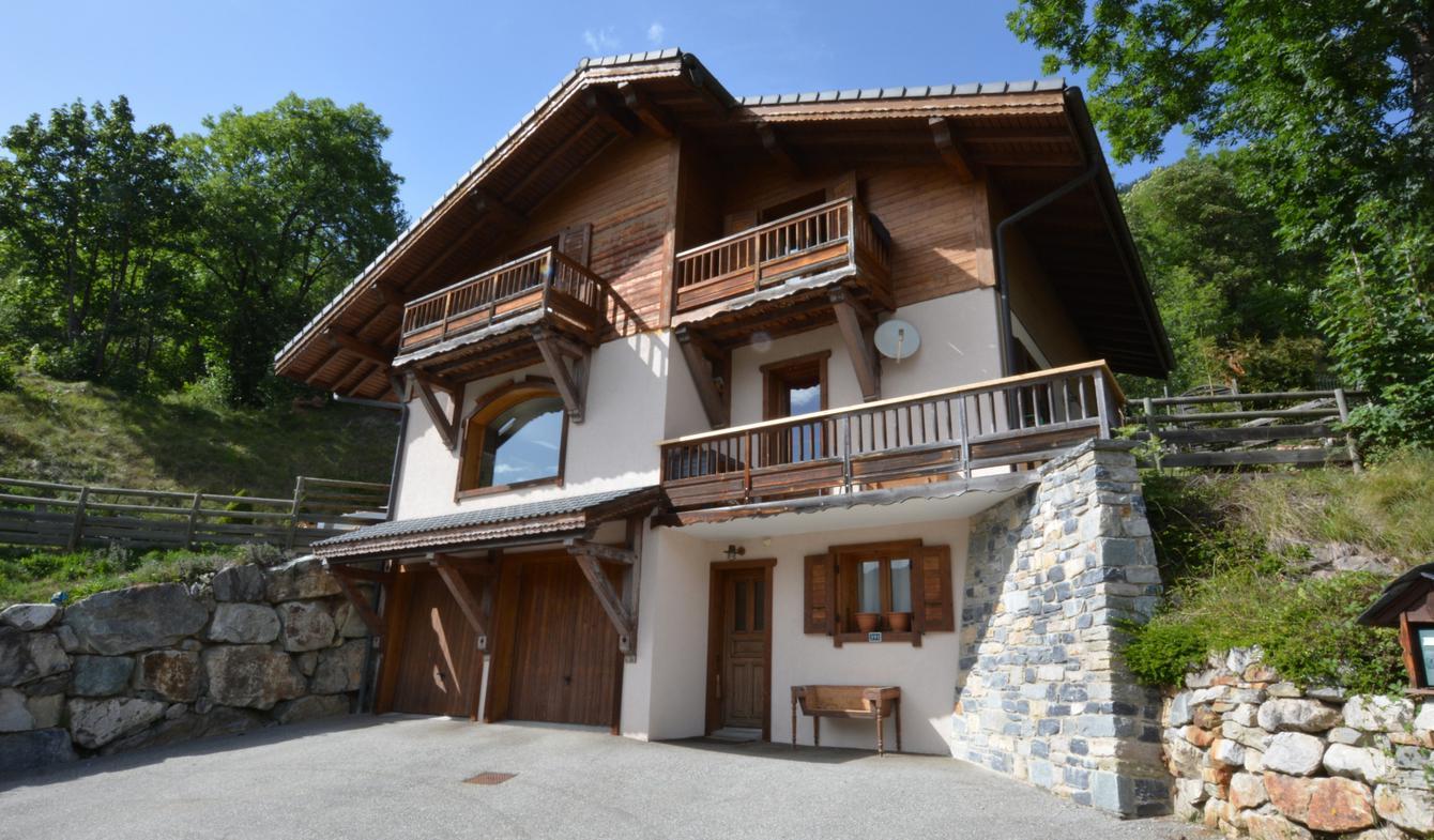 Maison avec terrasse Bozel