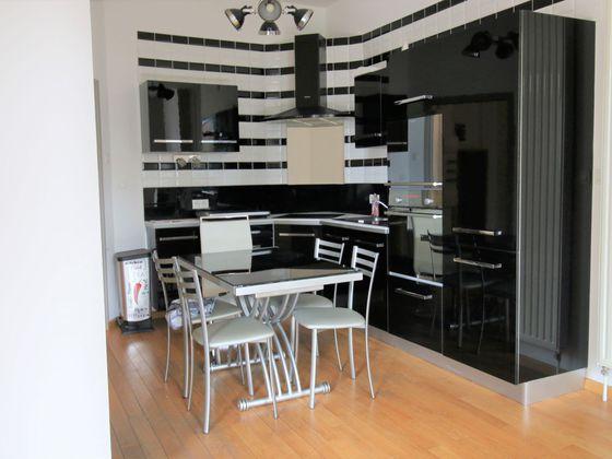 Vente appartement 4 pièces 77 m2