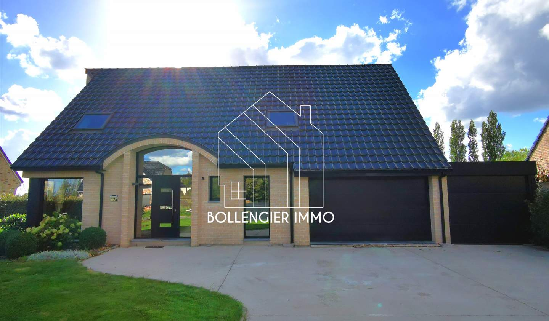 Maison avec piscine et terrasse Cassel