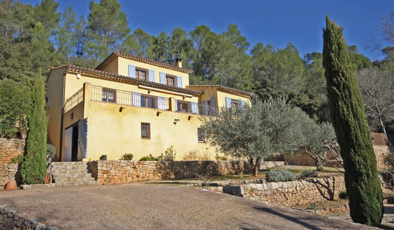 Maison avec piscine et terrasse Entrecasteaux