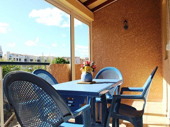 Vente appartement 3 pièces 55,92 m2