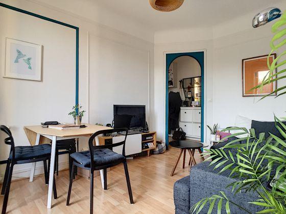 Location appartement 2 pièces 46,02 m2