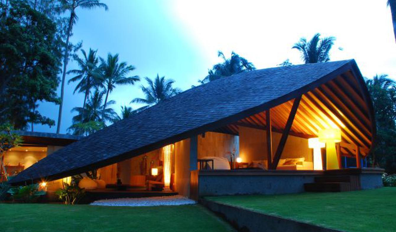 Maison avec piscine Indonésie