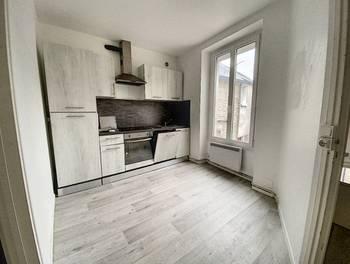 Appartement 3 pièces 53,22 m2