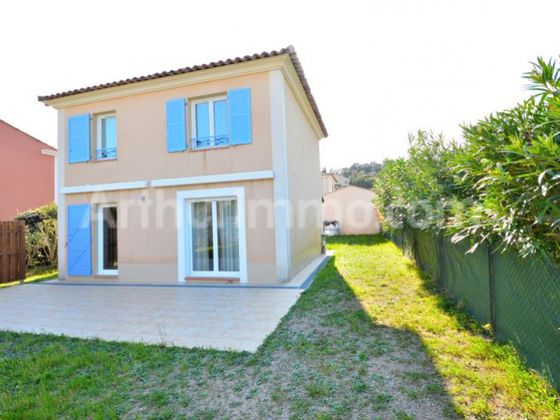 Vente villa 4 pièces 85,56 m2