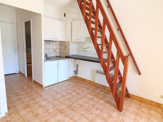 Vente appartement 2 pièces 24,5 m2