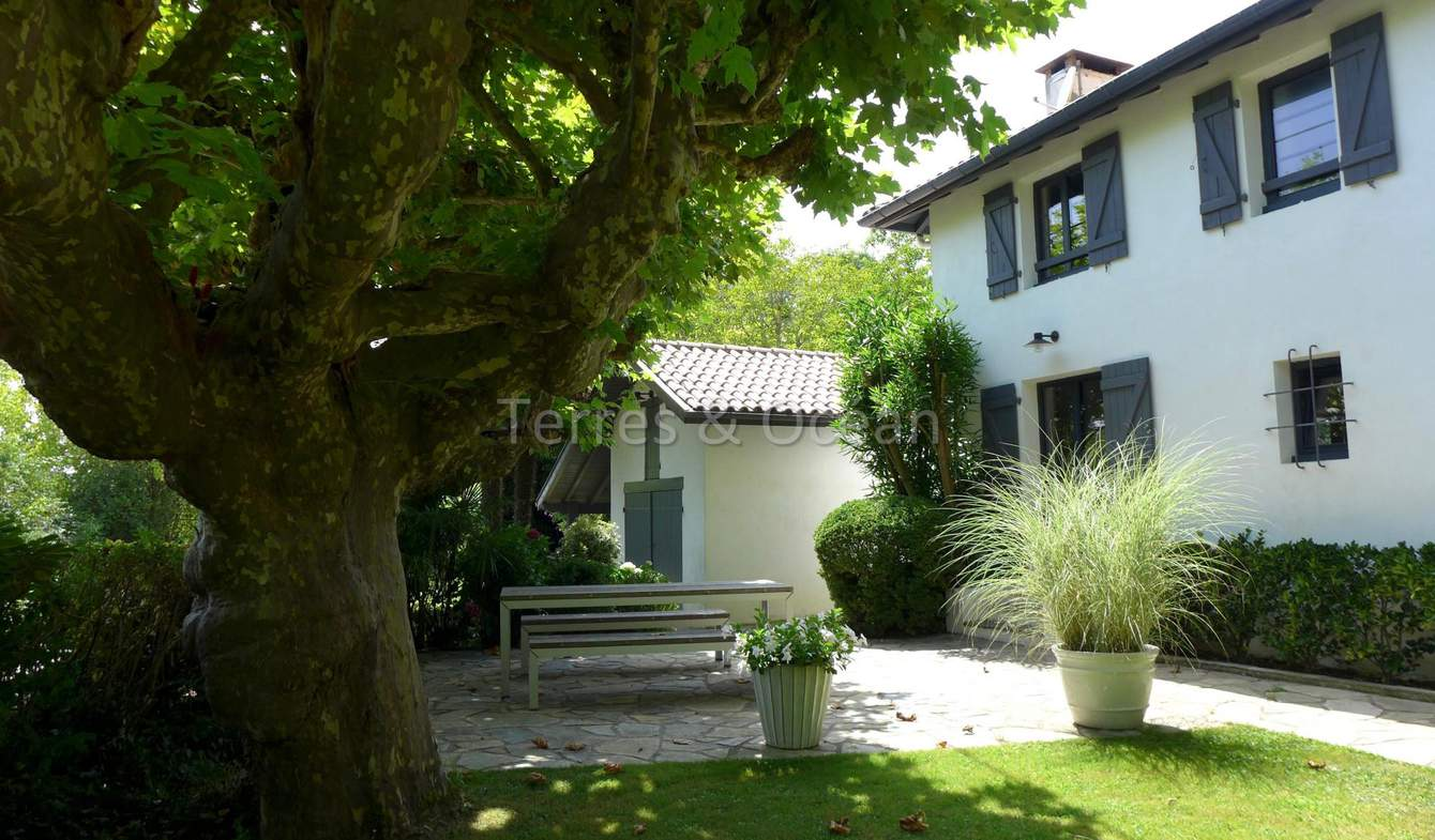Maison avec piscine et terrasse Saubusse