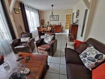 Appartement 4 pièces 74,31 m2