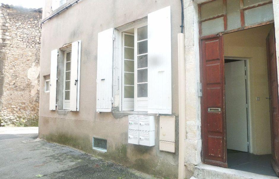 Location  studio 1 pièce 38 m² à Loriol-sur-Drôme (26270), 320 €