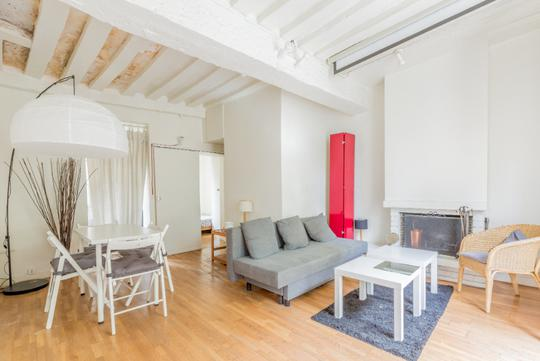 Paris 3rd Luxury Apartment for Sale: Buy Luxurious Apartment