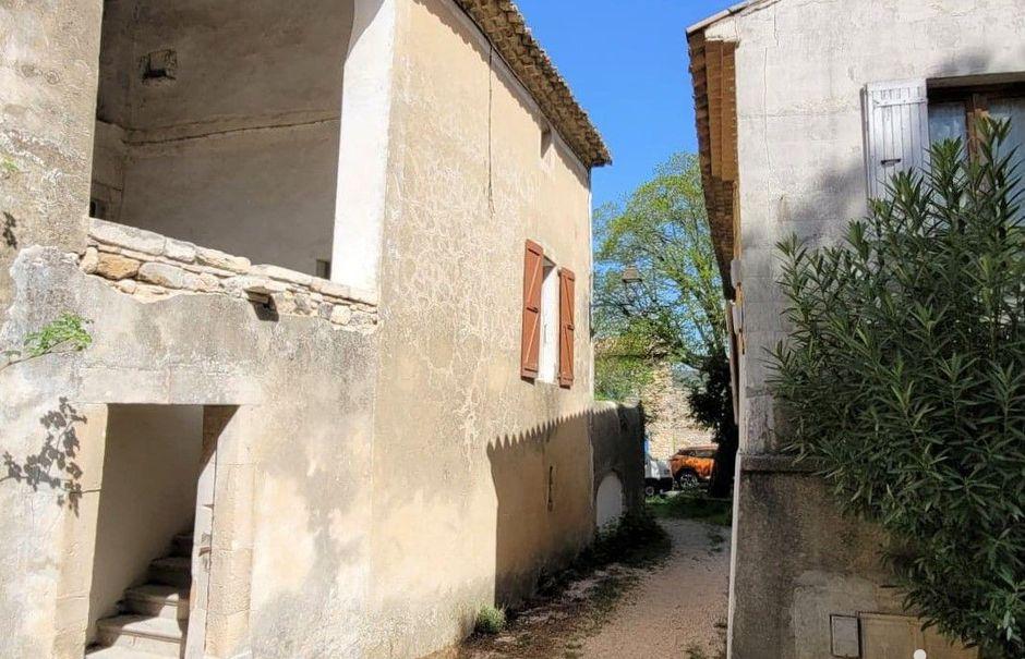 Vente maison 4 pièces 104 m² à Cornillon (30630), 190 000 €
