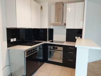 Appartement 3 pièces 60,38 m2