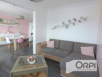 Appartement 4 pièces 91,79 m2