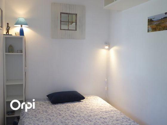 Vente appartement 2 pièces 26,43 m2
