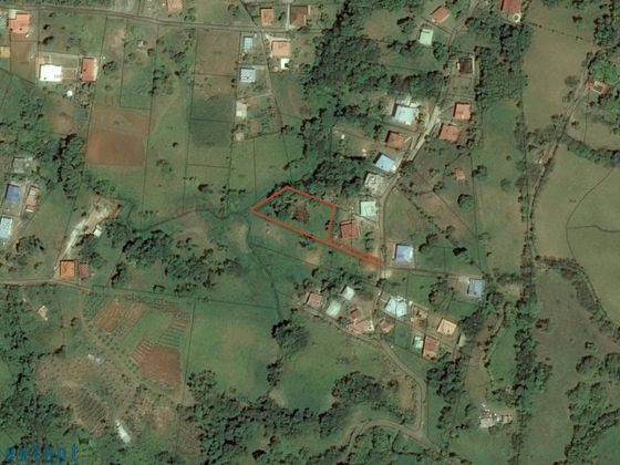 Vente terrain 1634 m2
